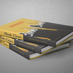 printed book covers
